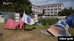 Arhiv - Borački kamp u Sarajevu je egzisitira desetak mjeseci