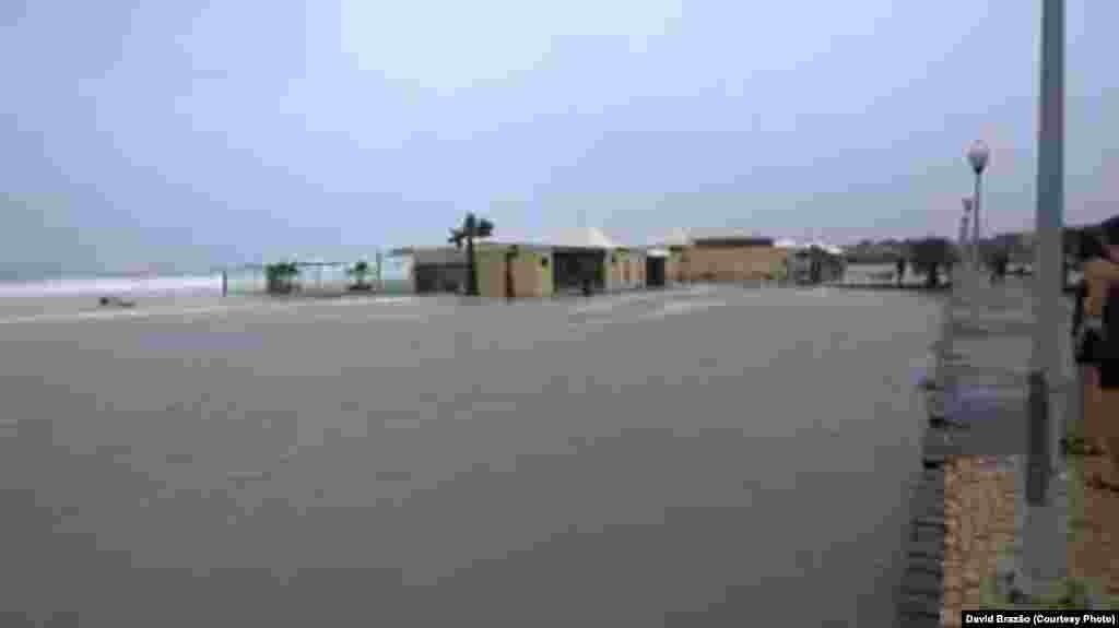 Impacto do furacão Fred na ilha do Sal, Cabo Verde