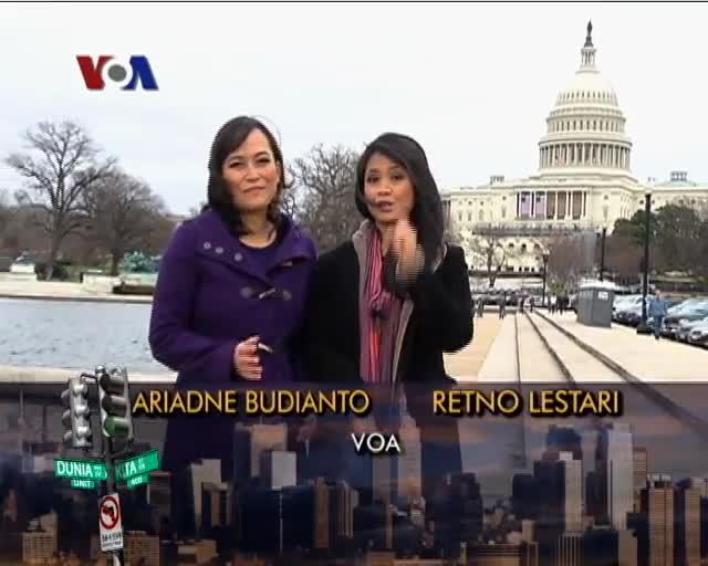 Jelang Inaugurasi Obama 2013 (Bagian 1) - Dunia Kita