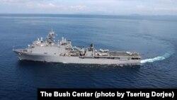 USS Fort McHenry (LSD 43). Ілюстративна фотографія.