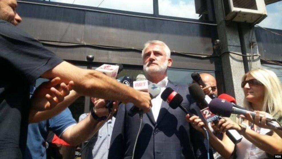 Shkup, kryetari i PDSH merret në pyetje nga Prokuroria e Posaçme