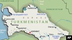 انفجارات متعدد در یک شهرک ترکمنستان