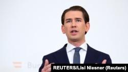 Sebastian Kurz, austrijski kancelar u ostavci. (Foto: REUTERS/Lisi Niesner)