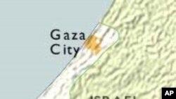 以色列空袭加沙目标未造成伤亡