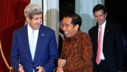Kerry's Visit To Jakarta