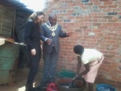 Report on Mayor Benard Manyenyeni Filed By Thomas Chiripasi