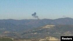 مار گرایا گیا ایس یو 24 روسی لڑاکا طیارہ