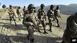 افغان سرزمین سے تازہ سرحد پار حملہ بدھ کو کرم ایجنسی میں ہوا تھا۔ (فائل فوٹو)
