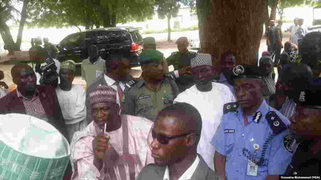 'Yan Gudun Hijira Sun Yi Zanga Zangar Nuna Rashin Wadataccen Abinci A Jihar Borno