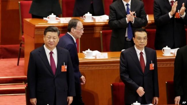 中国两会众高官和人事变动(21图)