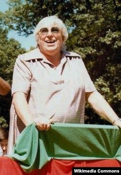 مدلین ماری اوهیر، در سال 1983، عکس از الن لایت Alan Light Photo