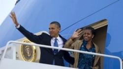 رییس جمهوری آمریکا سفر اقتصادی به آسیا را آغاز می کند