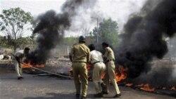 اعتراض علیه ساختن نیروگاه اتمی در هند