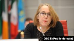 Фото з засідання ОБСЄ