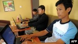 Kelompok perusahaan teknologi sepakat mendanai usaha perbaikan keamanan internet (foto: ilustrasi).