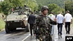 Pripadnici međunarodnih snaga na Kosovu