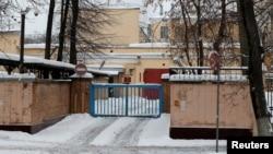 Следственный изолятор Лефортово, где содержится под стражей Пол Уилан. Москва, Россия.