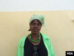 UNkosikazi Monica Ncube.