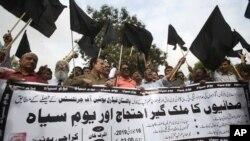 رپورٹ کے مطابق پاکستان میں سول سوسائٹی اور اختلاف رائے رکھنے والی آوازوں کے لیے کام کرنا مشکل ہو گیا ہے۔ (فائل فوٹو)