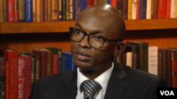 Alain Nyamitwe, ministre burundais des Affaires étrangères.