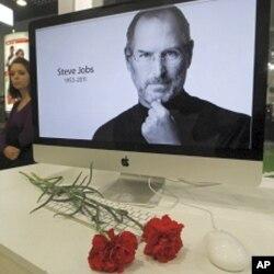 各界哀悼蘋果創辦人喬布斯