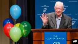 Jimmi Karter AQShda 1977-1981 yillar orasida prezidentlik qilgan