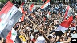 شام: سیاسی بحران پر غور کے لیے سرکردہ شخصیات کا اجلاس