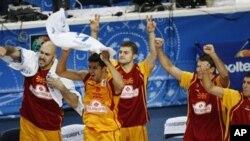 Медал за македoнските кошаркари