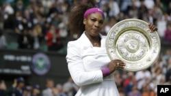 14. grand slem trofej u karijeri: Serena Vilijams