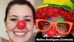 Entrevista com Melina Rodrigues