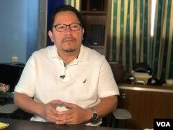 Miguel Mora, periodista de 100% Noticias en Managua, Nicaragua, ha sido liberado de la cárcel y pasado a prisión domicilairia el 27 de febrero de 2019.
