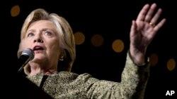 هیلاری کلینتون نامزد حزب دموکرات در انتخابات ریاست جمهوری ۲۰۱۶ آمریکا - آرشیو