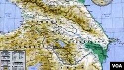Cənubi Qafqaz regionu
