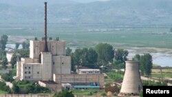 La planta nuclear Yongbyon ha estado cerrada desde 2007.