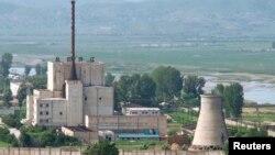 Nuklearno postrojenje u Jongbjonu u Severnoj Koreji