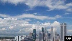 Trung tâm thành phố Singapore
