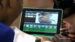 Кіно-терапія з iPad