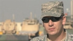 US Troops Leave Iraq with Job Concerns