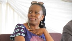 Marvelous Mhlanga-Nyahuye Interviews Dr. Sipho Moyo On The Women's Forum