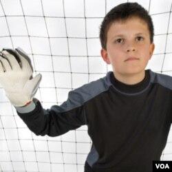 Tontonan Piala Dunia membuat anak-anak Amerika semakin bersemangat dalam berlatih sepakbola.