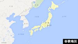日本海。(資料圖片)