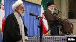 آقای جنتی از چهرههای نزدیک به رهبری است که از دولت احمدینژاد حمایت میکرد