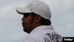 Alm. Panji Hilmansyah, putra pertama Menteri Kelautan dan Perikanan Indonesia Susi Pudjiastuti (foto courtesy).