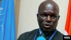 Doudou Diène, Expert Indépendant de l'ONU sur les droits de l'Homme.