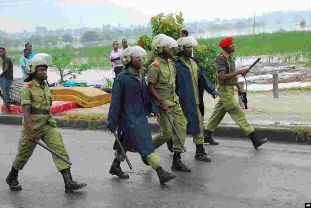 Mafuriko yasababisha maafa makubwa Dar es Salaam
