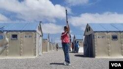 VOA Noticias, Celia Mendoza and Alejandra Arredondo spent 11 days in the border lines between Venezuela, Brazil, Colombia, Ecuador reporting on the exodus of Venezuelans in the region.