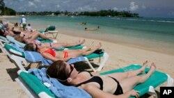 Playa en Casa de Campo