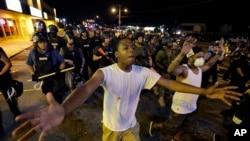 Unrest Continues in Ferguson, Missouri