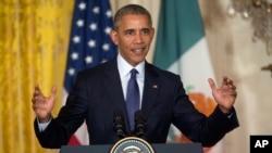 """Orang kini bisa mengirim pesan kepada Presiden Barack Obama melalui """"Facebook Messenger""""."""