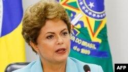 Dilma Rouseff tiene previsto cenar con el presidente Obama este lunes y mañana sostendrá reuniones más formales.